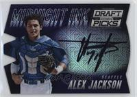 Alex Jackson #38/50