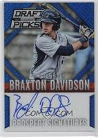Braxton Davidson #/75