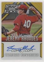 Jeremy Rhoades #/10