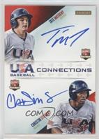 Christin Stewart, Tate Matheny #/20