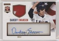 Collegiate - Dansby Swanson #/20