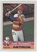 Ken Boswell [NoneGoodtoVG‑EX]
