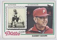 Danny Ozark [NoneGoodtoVG‑EX]