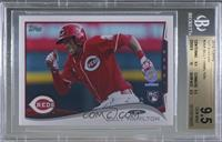 Billy Hamilton (Running) [BGS 9.5 GEM MINT] #/10