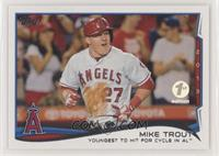 Series Two Checklist (Mike Trout) /10