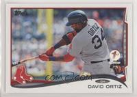 David Ortiz #/10