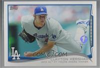 Clayton Kershaw [Noted] #/10