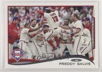 Freddy Galvis /10