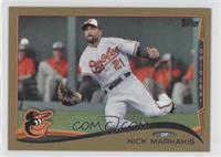 Nick Markakis #/2,014