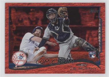 2014 Topps - [Base] - Red Hot Foil #231 - J.R. Murphy