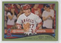 Series Two Checklist (Mike Trout) [EXtoNM]