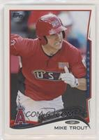 Mike Trout (Future Stars)