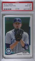 James Paxton [PSA 10 GEM MT]