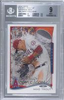 Mike Trout (Gatorade) [BGS 9]