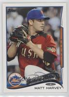Matt Harvey (Future Stars)