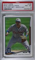 Nick Castellanos (Grey Jersey) [PSA 8 NM‑MT]