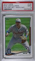 Nick Castellanos (Grey Jersey) [PSA 9 MINT]