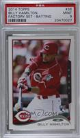 Billy Hamilton (Batting) [PSA 9 MINT]