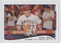 Series Two Checklist (Mike Trout)