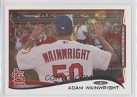 Adam Wainwright (Waving)