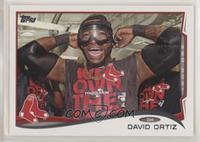 David Ortiz (Goggles over Eyes)