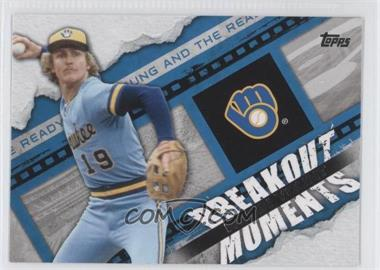 2014 Topps - Breakout Moments #BM-25 - Robin Yount