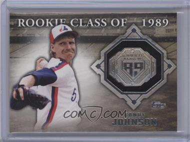 2014 Topps - Class Rings - Silver #CR-4 - Randy Johnson