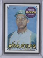 Reggie Jackson #/199