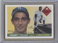 Sandy Koufax /25