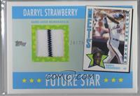 Darryl Strawberry #/25