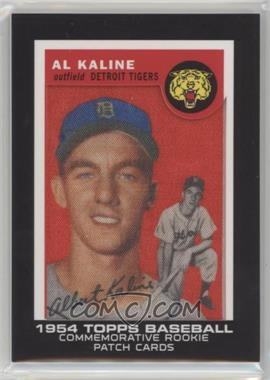 2014 Topps - Manufactured Commemorative Rookie Patch #RCP-1 - Al Kaline