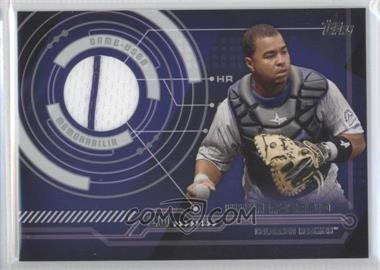2014 Topps - Trajectory Relics #TR-WR - Wilin Rosario