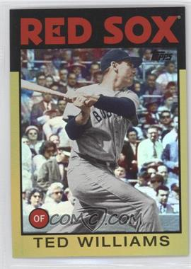 2014 Topps Archives - [Base] - Gold #101 - Ted Williams /199