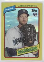 James Paxton #/199