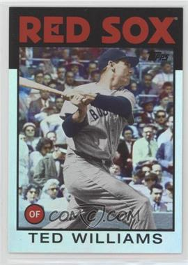 2014 Topps Archives - [Base] - Silver #101 - Ted Williams /99