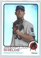 James Shields #/99