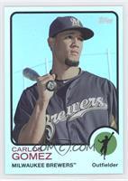 Carlos Gomez #/99