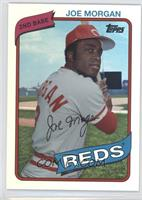 Joe Morgan #/99