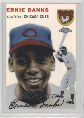 2014 Topps Chrome - All-time Rookie Reprints #94 - Ernie Banks