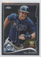 Wil Myers (Running)