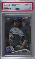 Jacob deGrom [PSA 10 GEM MT]