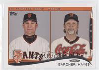 Mark Gardner, Bill Hayes