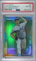 Clayton Kershaw [PSA 10 GEM MT] #/125