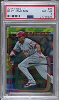 Billy Hamilton [PSA 8 NM‑MT]