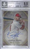 Bryce Harper [BGS 8.5 NM‑MT+] #/50