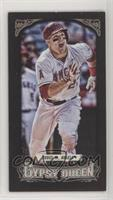Mike Trout (Running, Mouth Open) /199