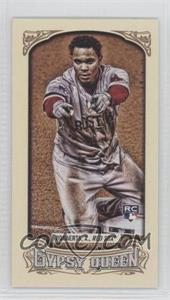 2014 Topps Gypsy Queen - [Base] - Mini #13.1 - Xander Bogaerts (Pointing)