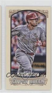 2014 Topps Gypsy Queen - [Base] - Mini #212.1 - Allen Craig (Running)