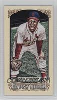 Stan Musial (Hands on Knees)
