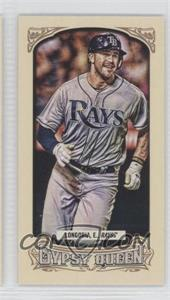 2014 Topps Gypsy Queen - [Base] - Mini #308.2 - Evan Longoria (Running)